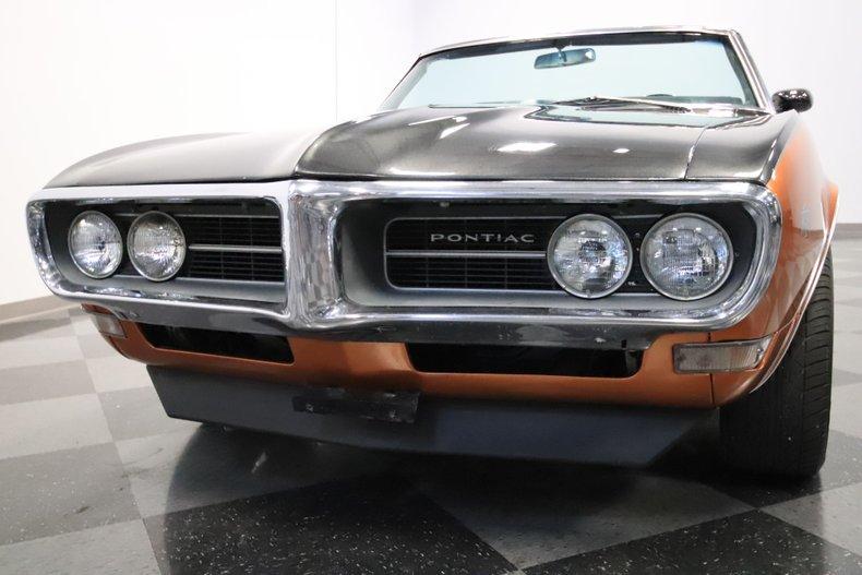 1968 Pontiac Firebird 25