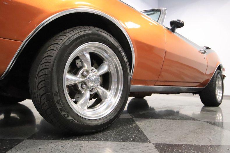 1968 Pontiac Firebird 26