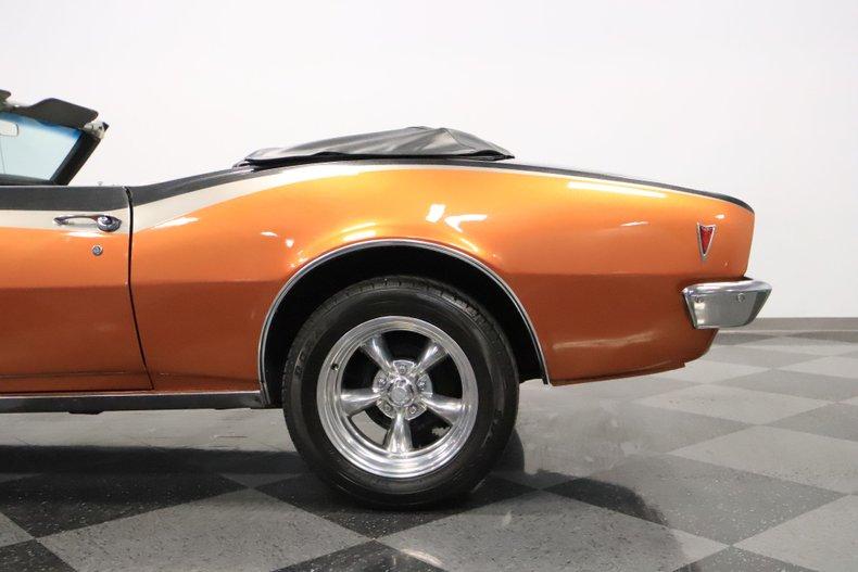1968 Pontiac Firebird 30