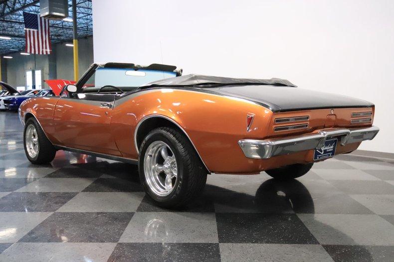 1968 Pontiac Firebird 31