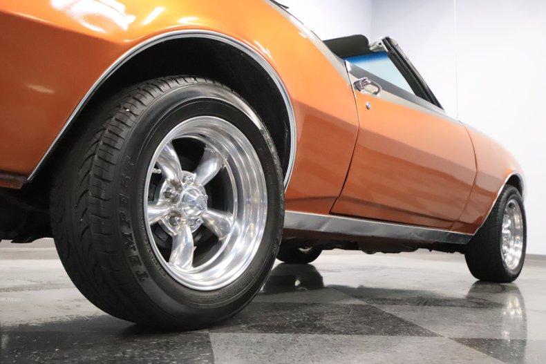 1968 Pontiac Firebird 34