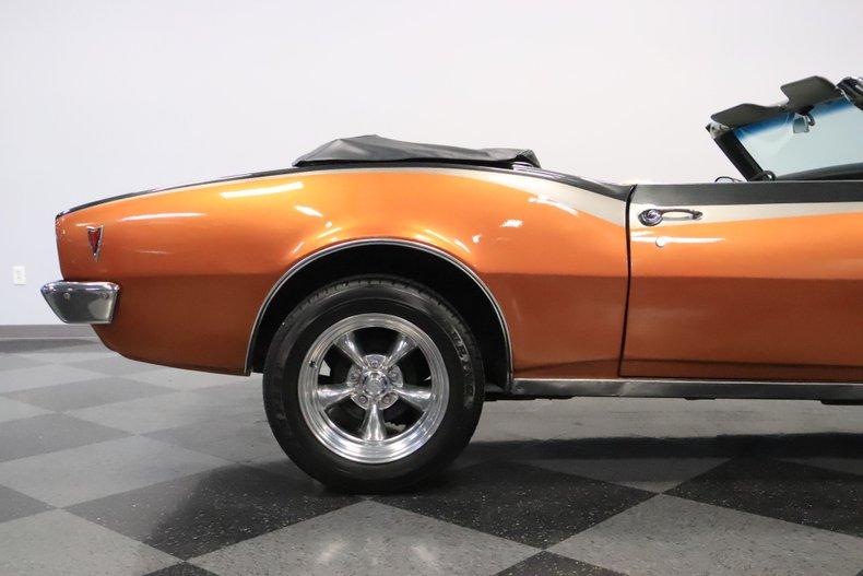 1968 Pontiac Firebird 36