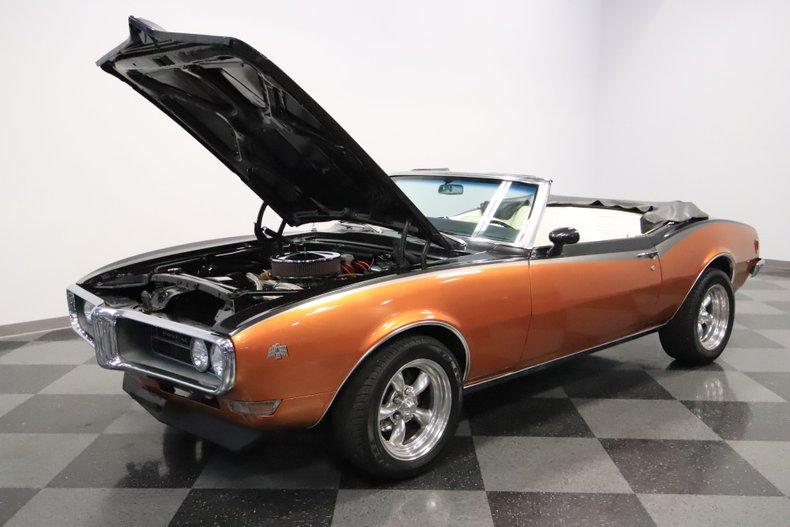 1968 Pontiac Firebird 39