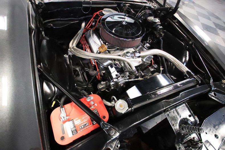 1968 Pontiac Firebird 41
