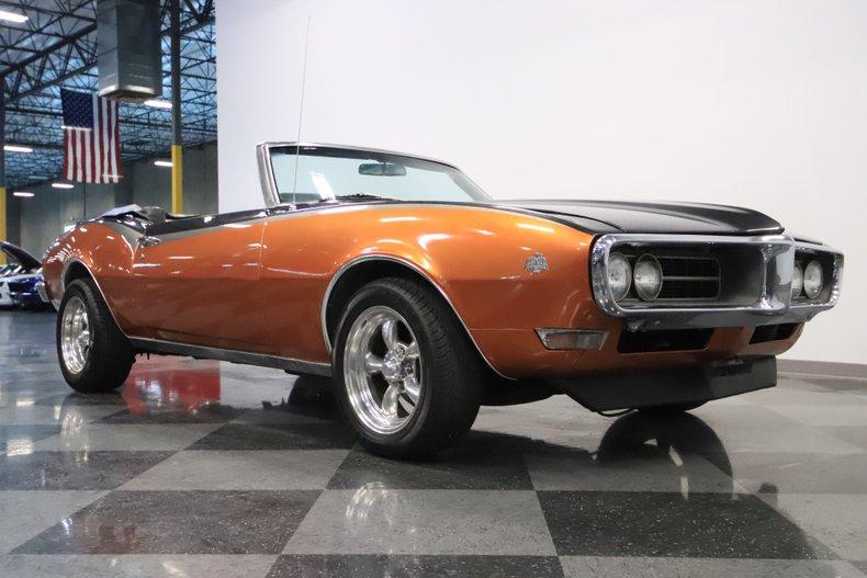 1968 Pontiac Firebird 38