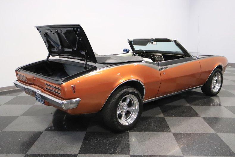 1968 Pontiac Firebird 42
