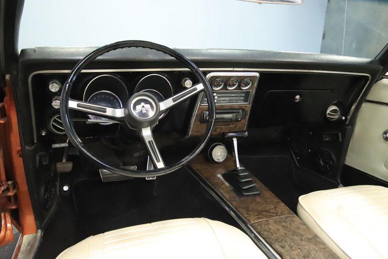 1968 Pontiac Firebird 48