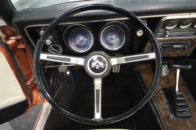 1968 Pontiac Firebird 49