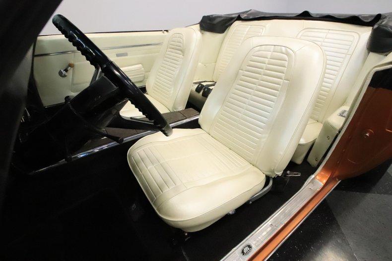 1968 Pontiac Firebird 54