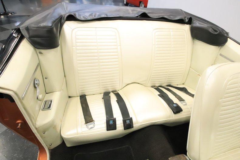 1968 Pontiac Firebird 56