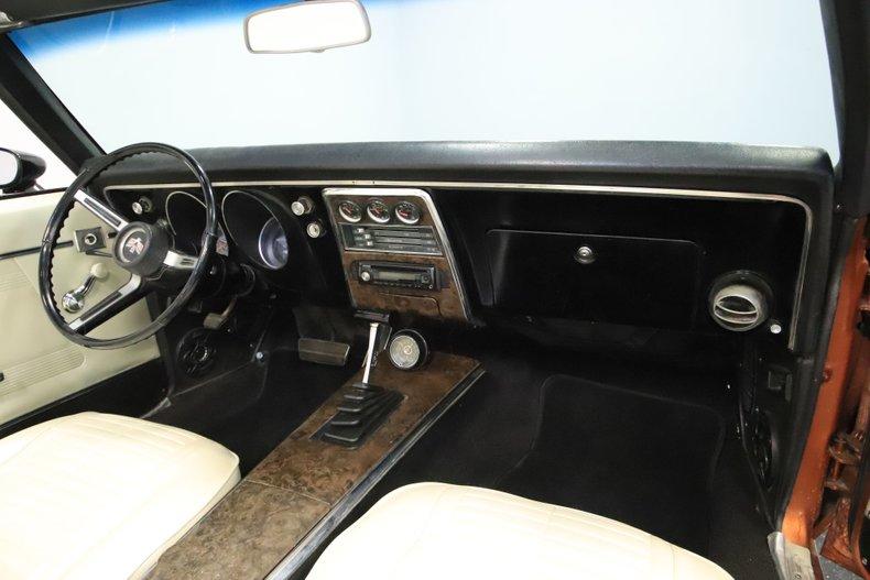 1968 Pontiac Firebird 59