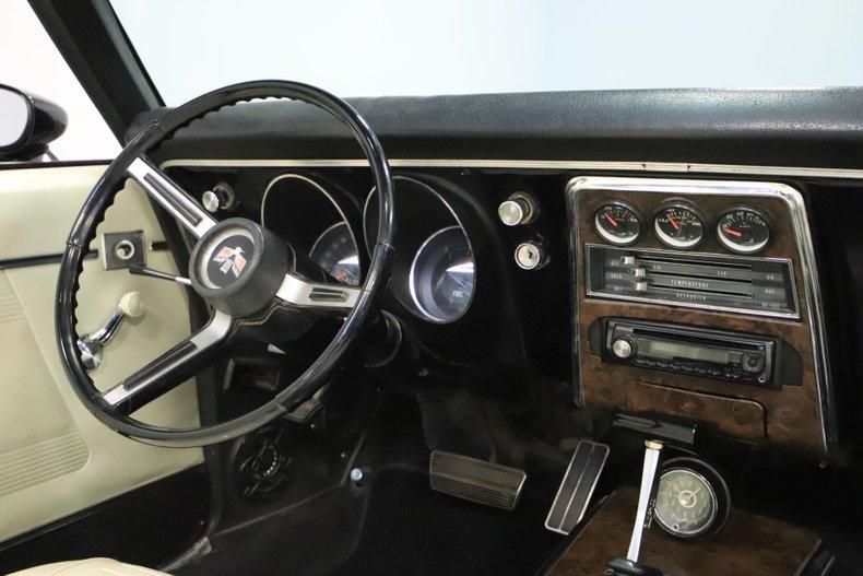 1968 Pontiac Firebird 60