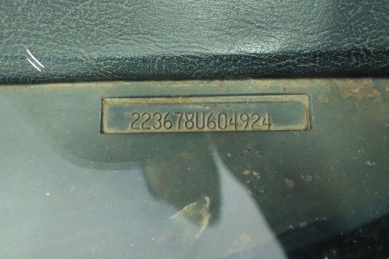 1968 Pontiac Firebird 68