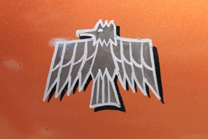 1968 Pontiac Firebird 72