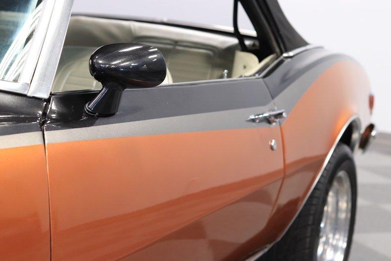 1968 Pontiac Firebird 73