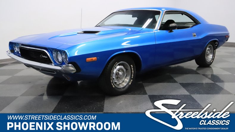 For Sale: 1973 Dodge Challenger