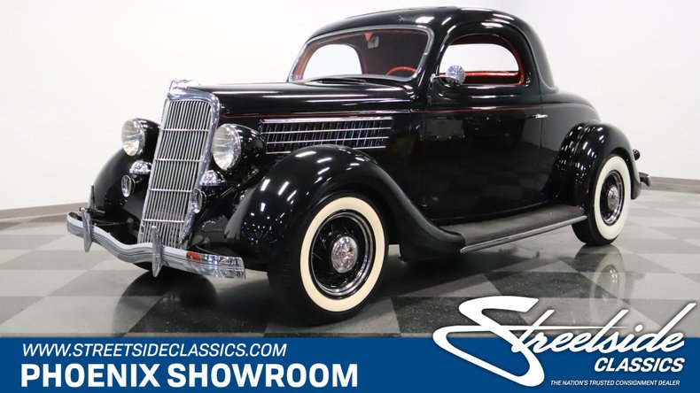 For Sale: 1935 Ford 3-Window