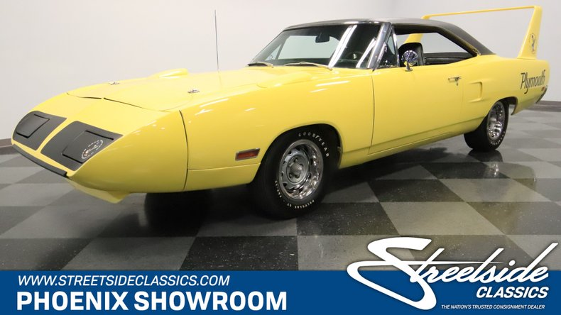 1970 Plymouth Superbird 1