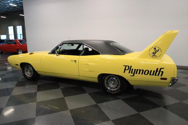 1970 Plymouth Superbird 8