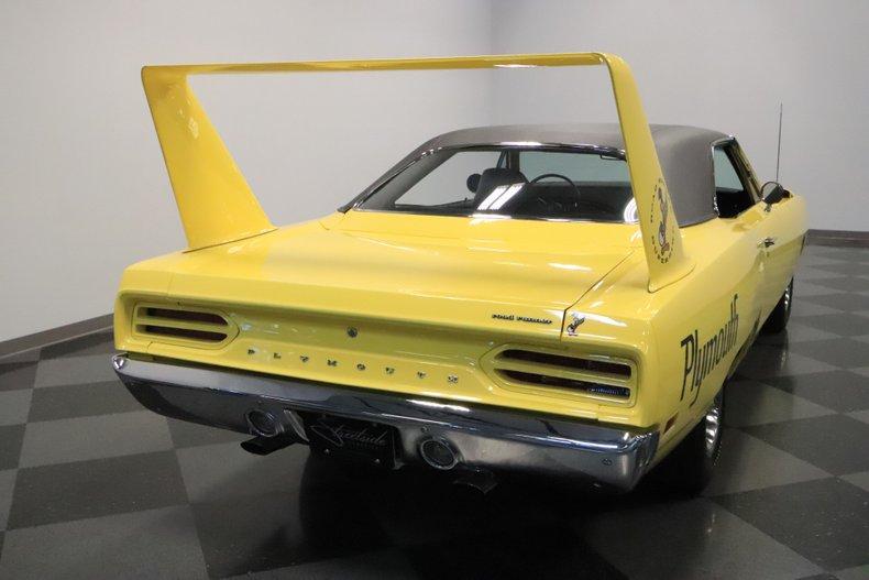 1970 Plymouth Superbird 12