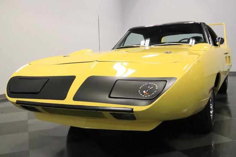 1970 Plymouth Superbird 22