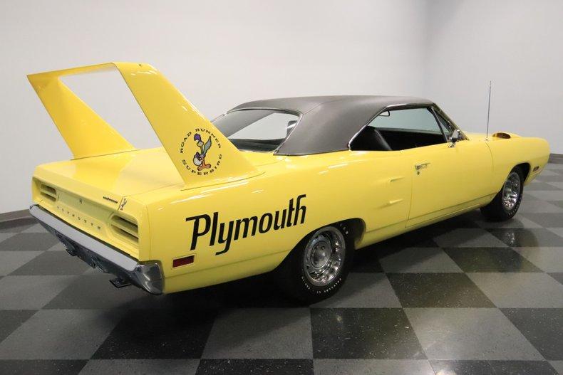 1970 Plymouth Superbird 29