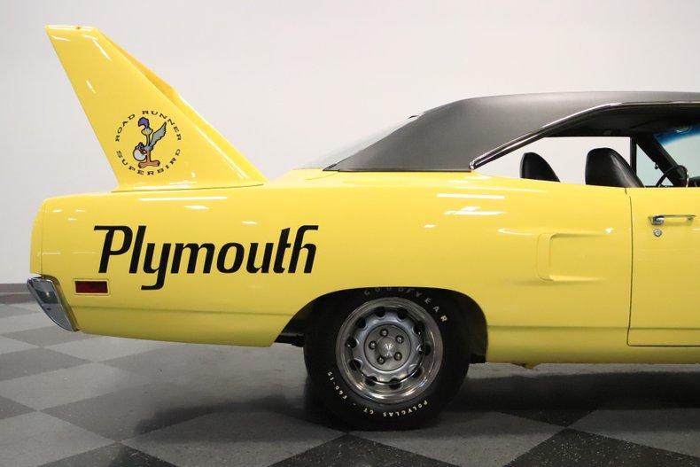 1970 Plymouth Superbird 33
