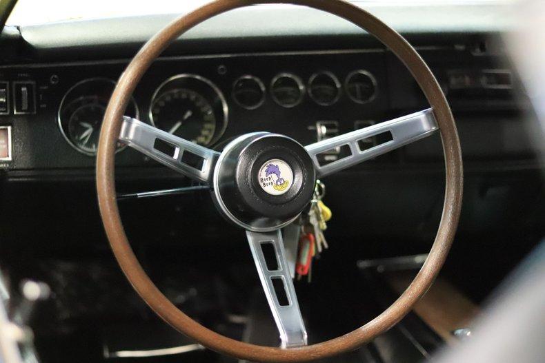 1970 Plymouth Superbird 89