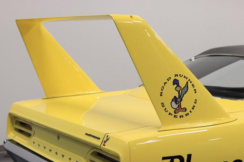 1970 Plymouth Superbird 86