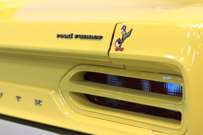 1970 Plymouth Superbird 87