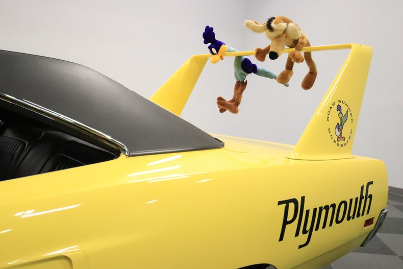 1970 Plymouth Superbird 92