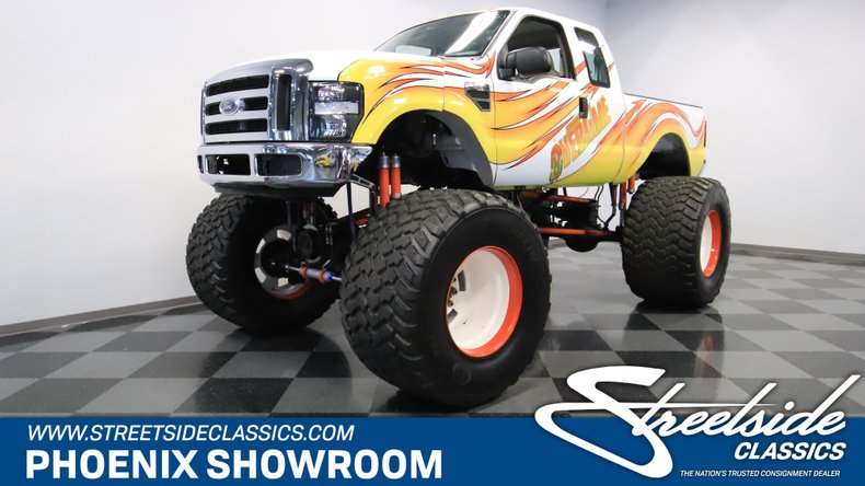 For Sale: 2008 Ford F-250