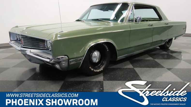 1968 Chrysler Newport 1