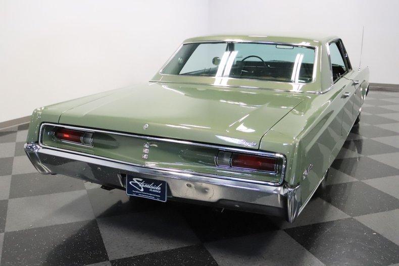1968 Chrysler Newport 12