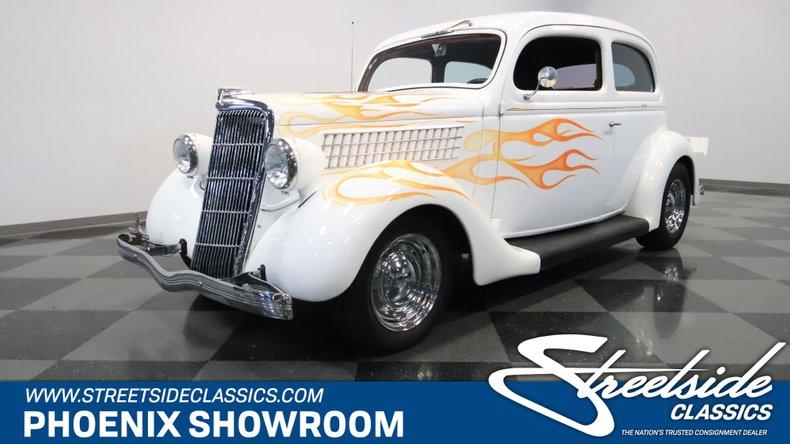 1935 Ford Slantback For Sale