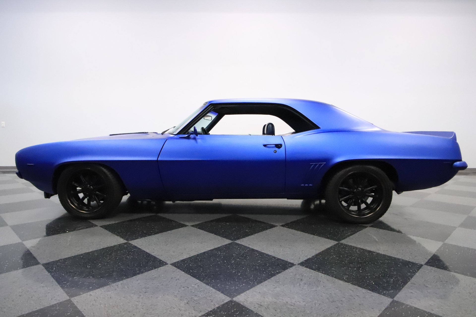 1969 chevrolet camaro rs restomod