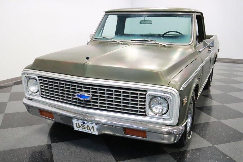 1972 Chevrolet C10 20