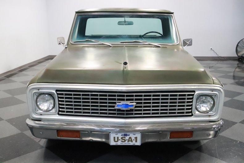 1972 Chevrolet C10 19