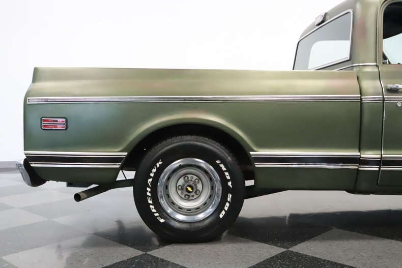 1972 Chevrolet C10 33