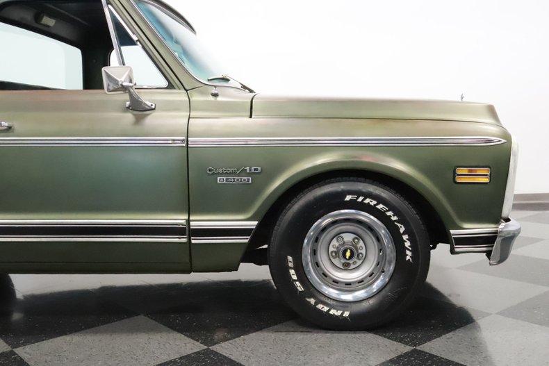 1972 Chevrolet C10 35