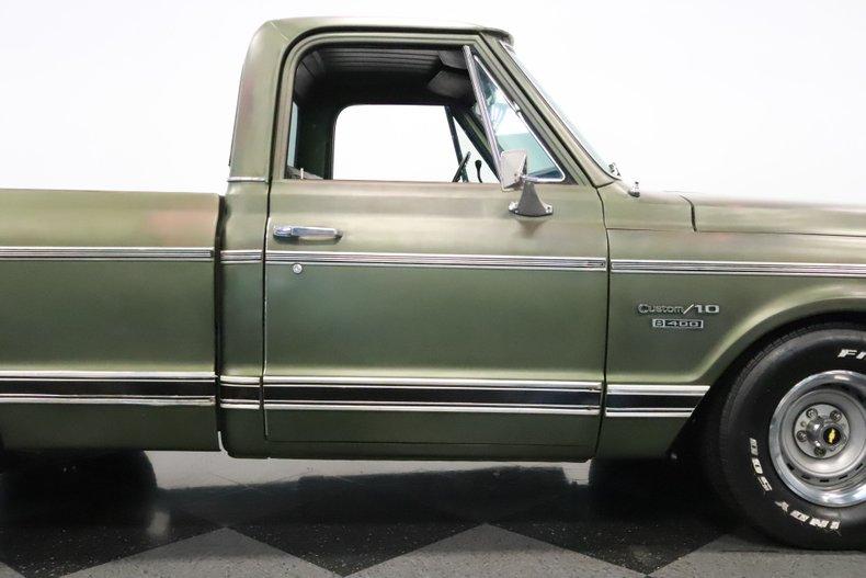 1972 Chevrolet C10 34