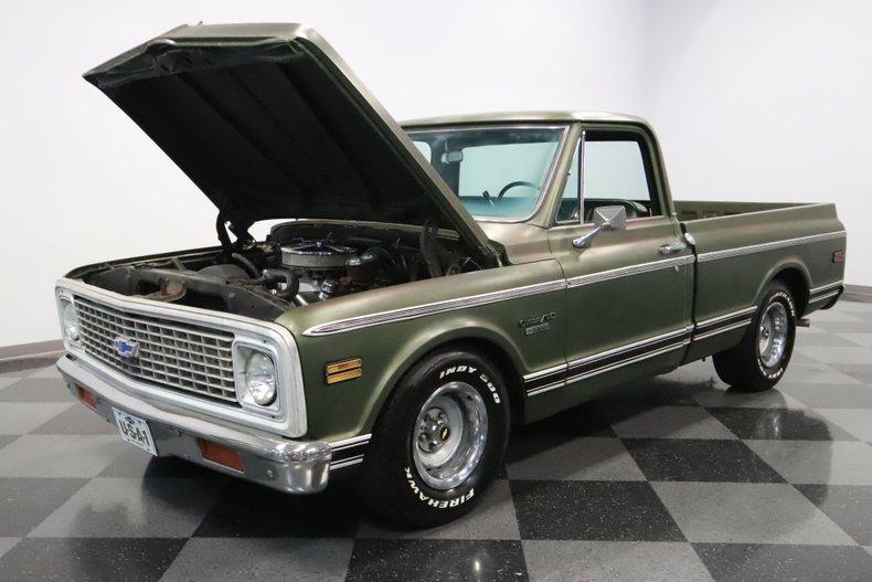 1972 Chevrolet C10 37