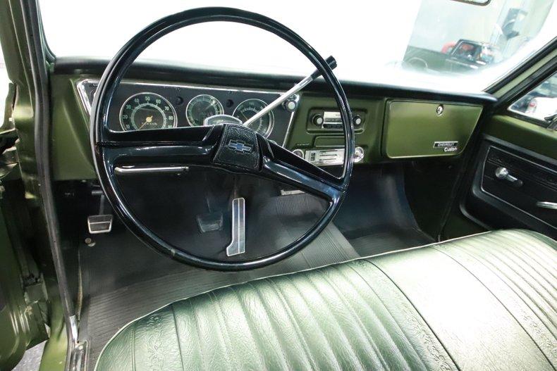 1972 Chevrolet C10 46