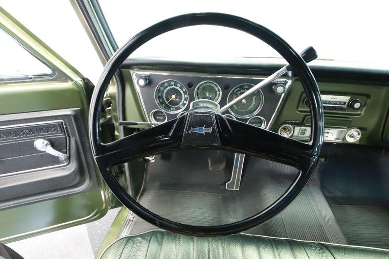 1972 Chevrolet C10 47