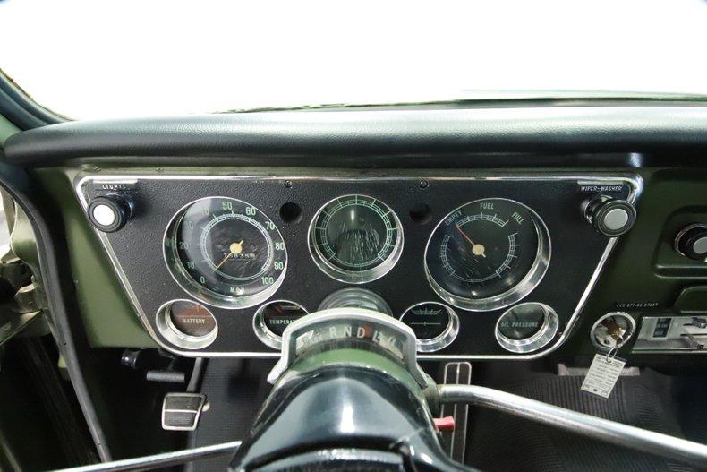 1972 Chevrolet C10 48