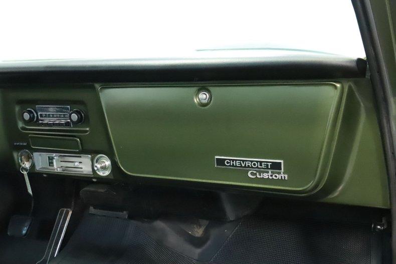 1972 Chevrolet C10 57