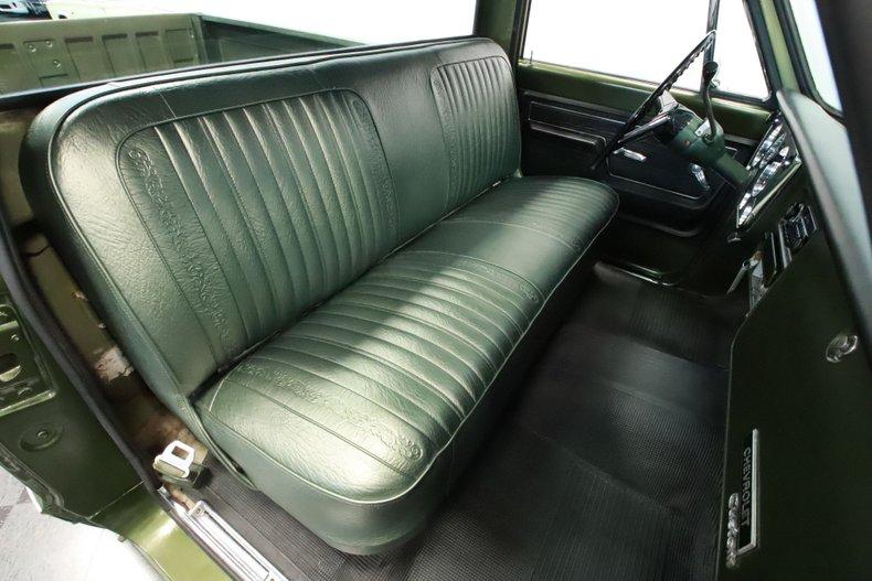 1972 Chevrolet C10 53