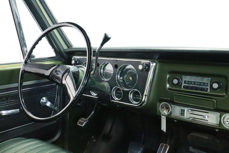1972 Chevrolet C10 56