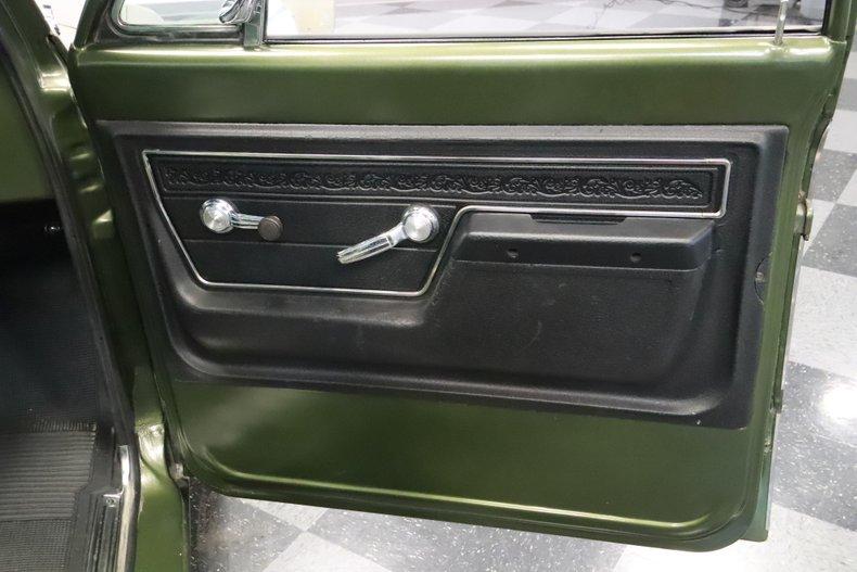 1972 Chevrolet C10 58