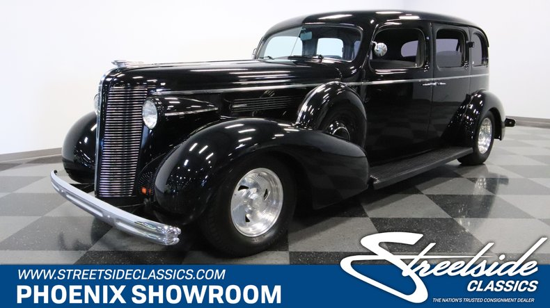 For Sale: 1937 Buick Limousine